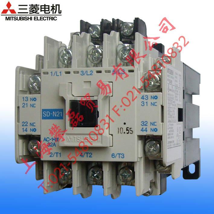 三菱電梯用接觸器SD-N21 1