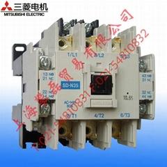 三菱接觸器SD-N35