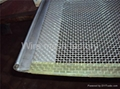 SS crimped wire mesh (woven wire mesh)