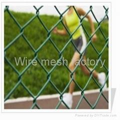PVC菱形网体育围网
