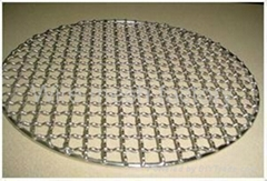 barbecue grill netting (