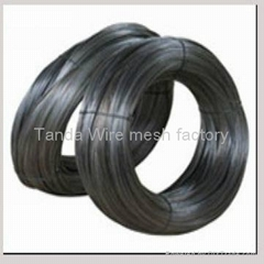 black annealed iron wire (black iron wire)