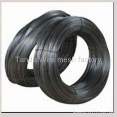 black annealed iron wire (black iron wire)