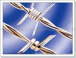 barbed razor wire