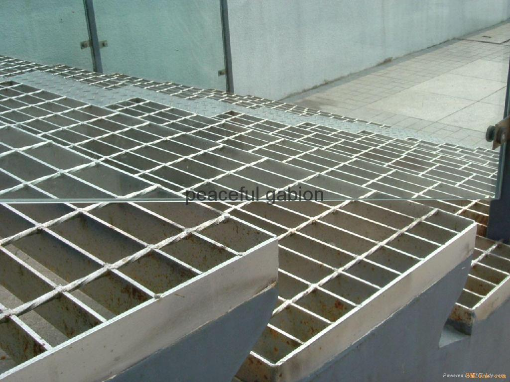 Steel Bar Grating Welded - AMICO - Amico Industrial Products