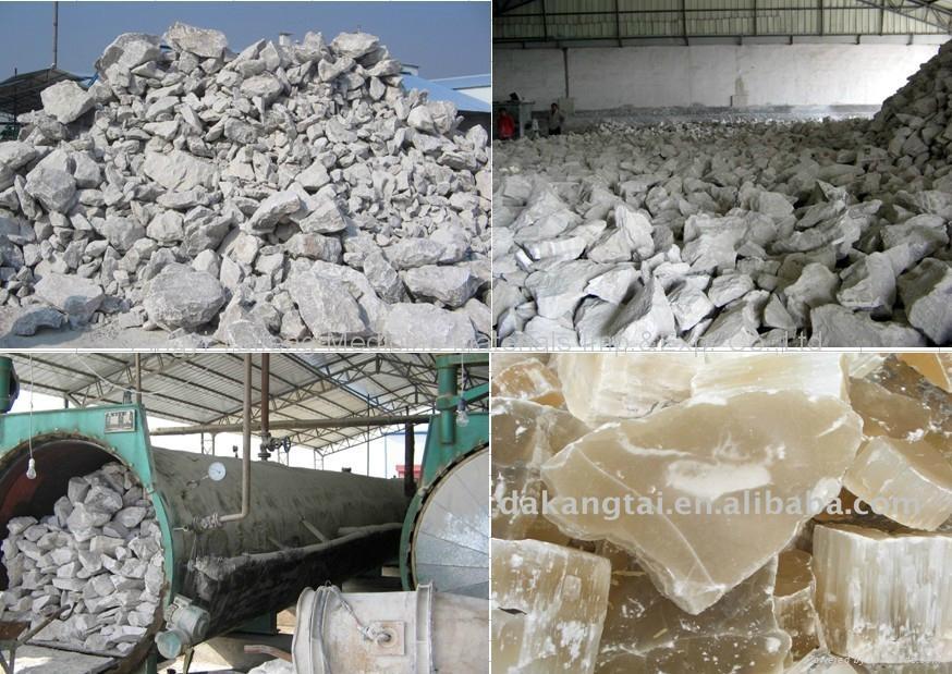 Gypsum Building Material : Gypsum powder pytf ket china trading company