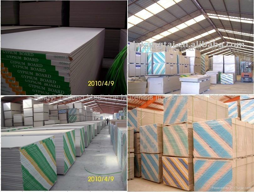 Gypsum Board 1