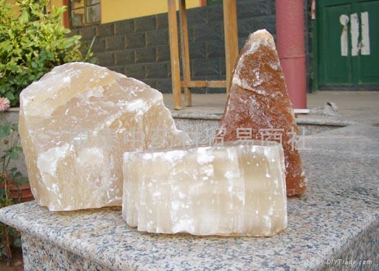 石膏颗粒 2