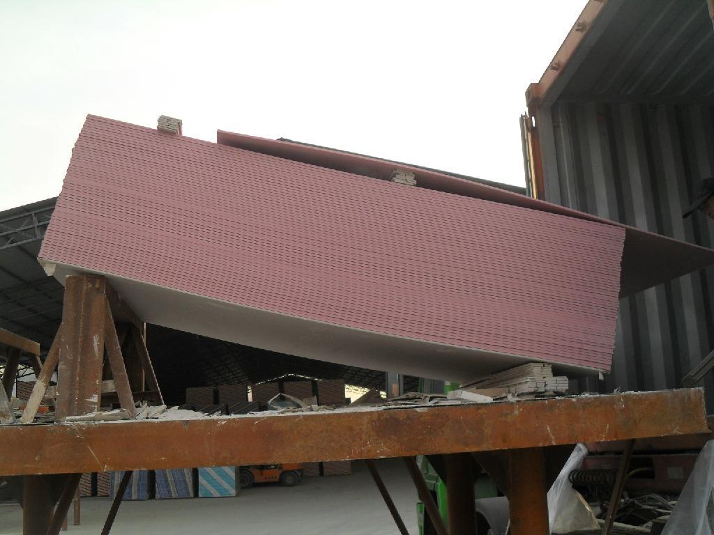 防火石膏板 4