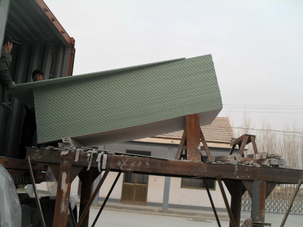 紙面石膏板 1