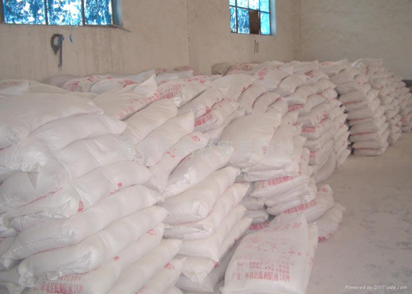Gypsum Powder 2