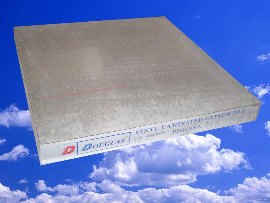 PVC  Gypsum  Ceiling Board 2