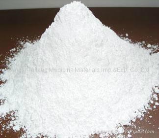 中国产石膏粉 3