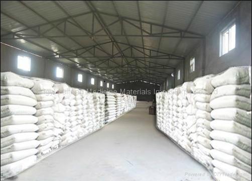 中国产石膏粉 4