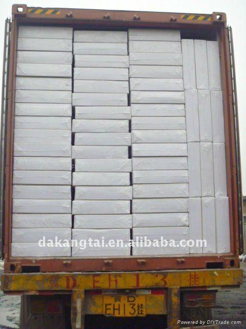 PVC facing gypsum ceiling panel 2