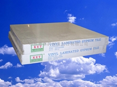 PVC  Gypsum  Ceiling Board