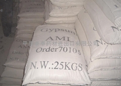 Mould Gypsum powder