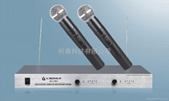 CHISEN無線手持話筒麥克風話筒HD-210V