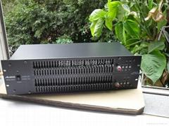 Wharfedale 均衡器Q-230音響功放調音台無線話筒