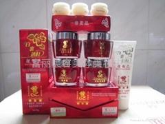 香港靓嘉丽白里透红四合一送面奶小样装