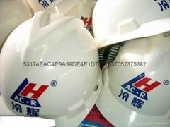 安全帽印logo,安全帽絲網印刷