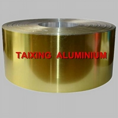 8011 h14 lacquered alumi