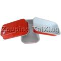 red lacquer aluminium foil back side white lacquer  4