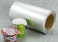 aluminium foil with ps heat seal for