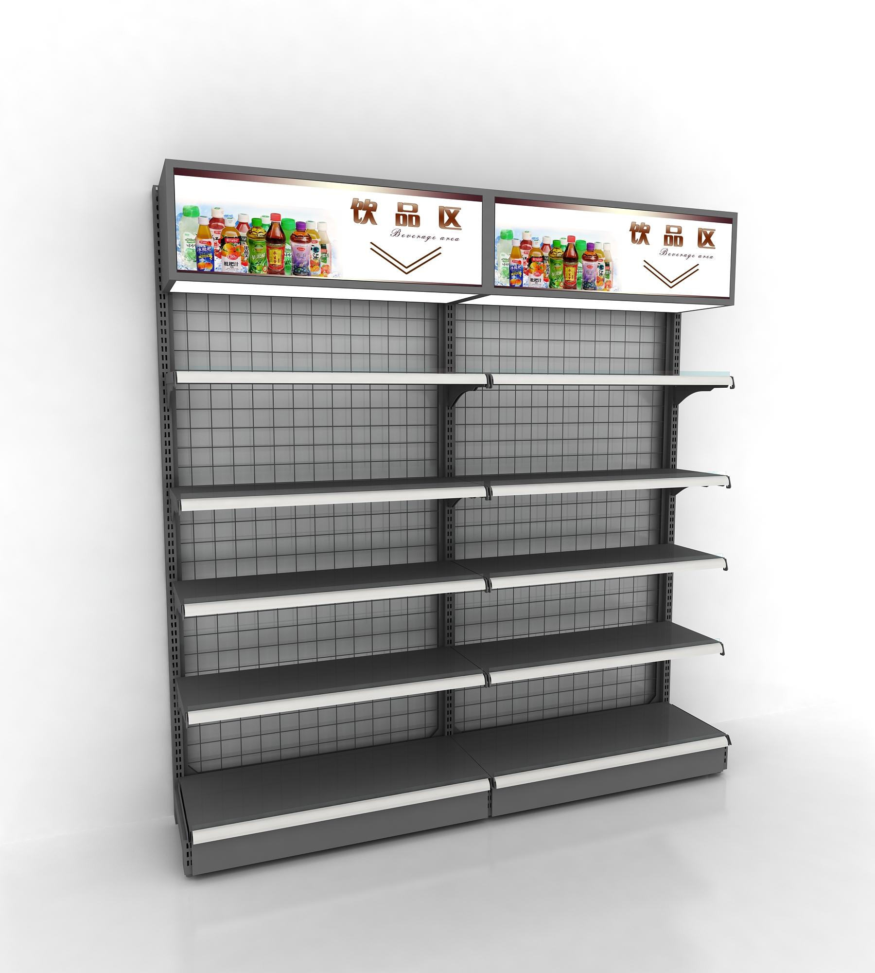 supermarket shelf 4