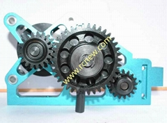 MCD CNC 2 Speed Transmission