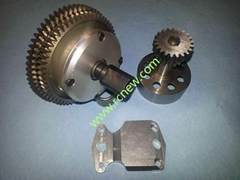 Losi 5ive CNC 2 Speed Transmission