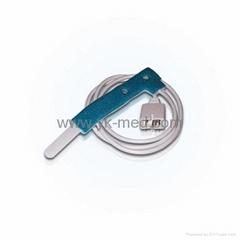 Compatible with NELLCOR disposable SpO2 sensor