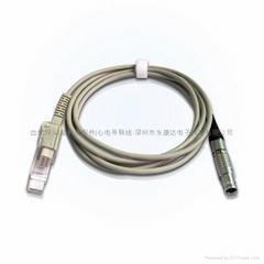 Compatible with CSI Criticare SpO2 Adapter Cable