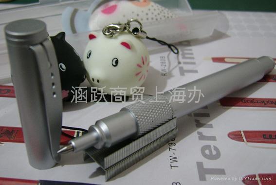 上海金属中性笔水笔 2