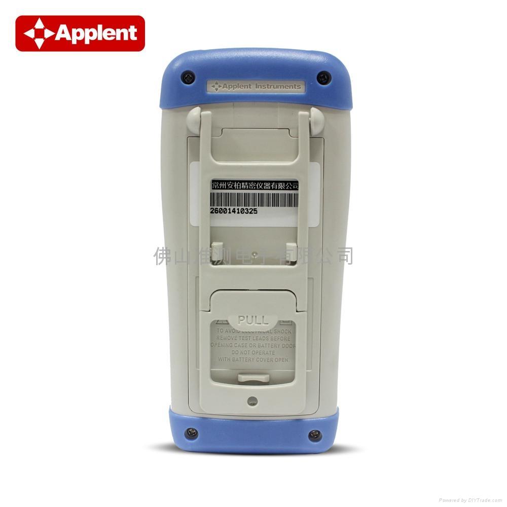 Applent/常州安柏 AT825 手持式LCR电桥 便携式LCR测试仪 5