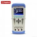 Applent/常州安柏 AT825 手持式LCR电桥 便携式LCR测试仪 2
