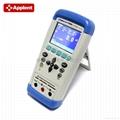 Applent/常州安柏 AT825 手持式LCR电桥 便携式LCR测试仪 1
