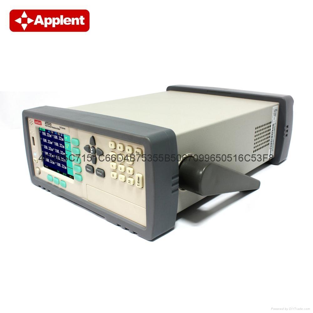 安柏(Applent) AT5110 多路电阻测试仪 2
