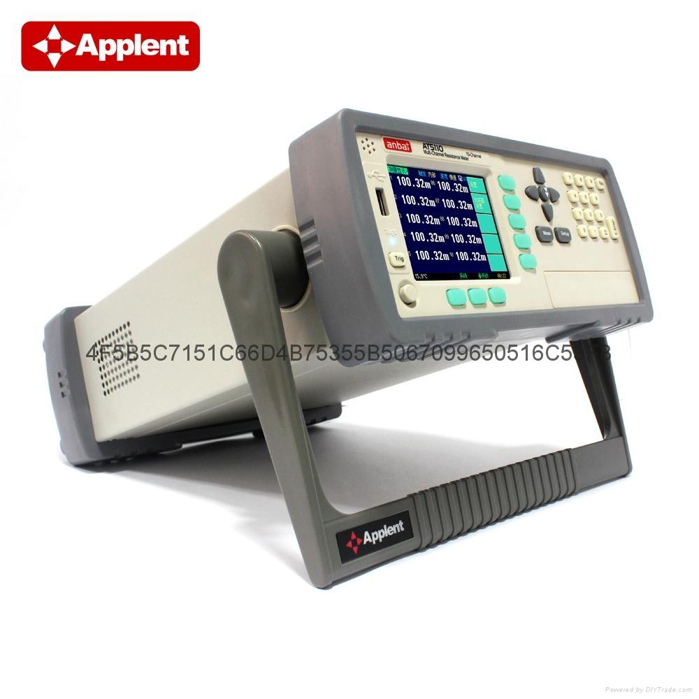 安柏(Applent) AT5110 多路电阻测试仪 5