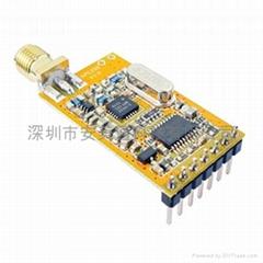 SI4432 无线通讯模块(带MCU) RF模块APC250