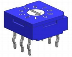 R9 ROTARY CODED SWITCH