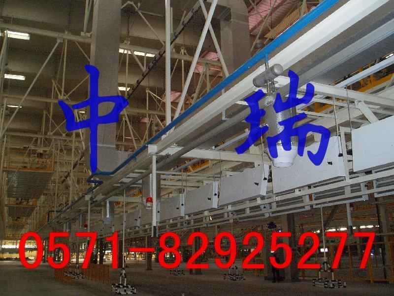 雙面彩鋼板酚醛復合風管 1