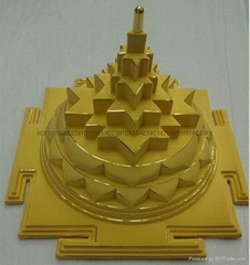 Metal  Shree Yantra crafts