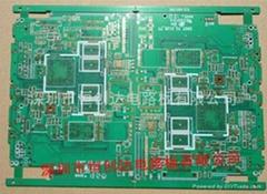 MID平板电脑PCB线路板