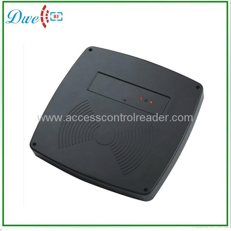 1M middle long range reader passive reader parking system 1