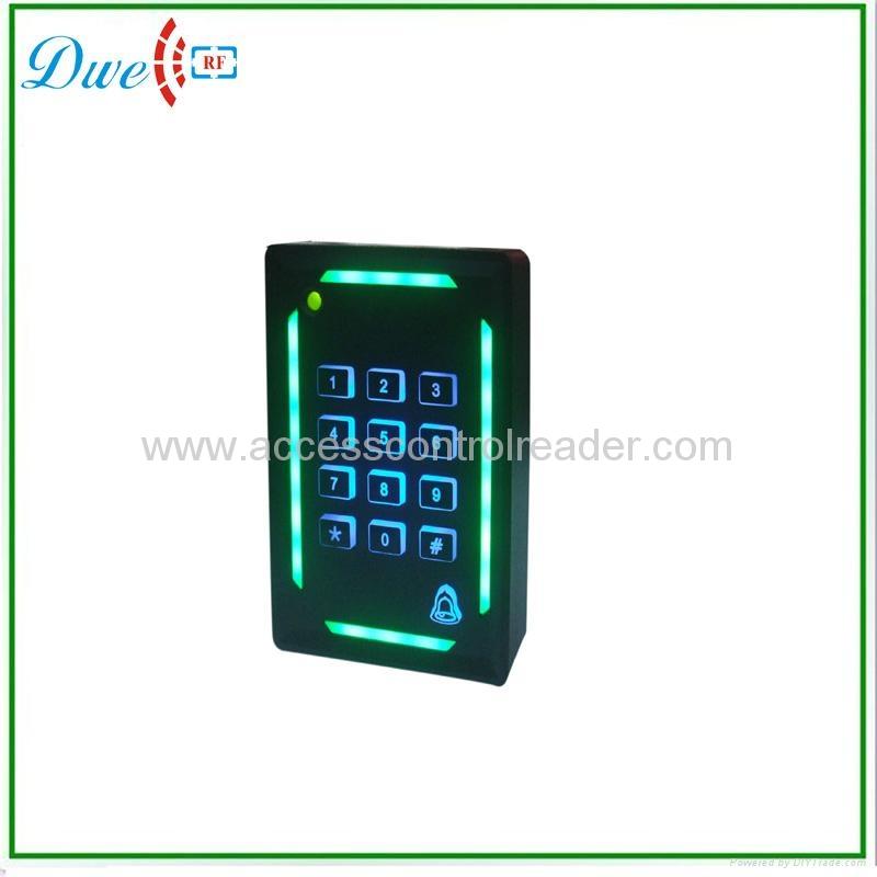 門禁鍵盤密碼一體機  門禁控制器一體 EM卡一體機 1