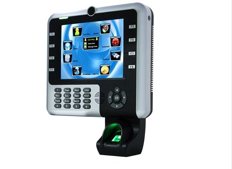 Fingerprint time attendance and access control DFT2800 1