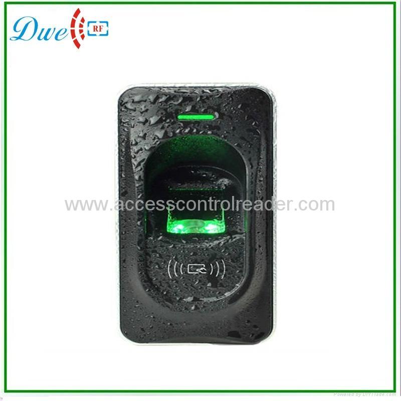 12V  biometric RS485 fingerprint access control  reader IP65 1