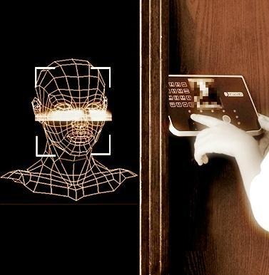 Face and Fingerprint identification time attendance  DFC302 4