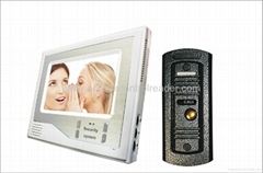 Metal Pin-hole camera video door phone